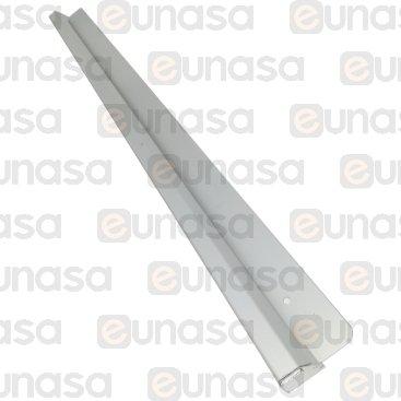 Barra Per Note In Alluminio L = 600mm