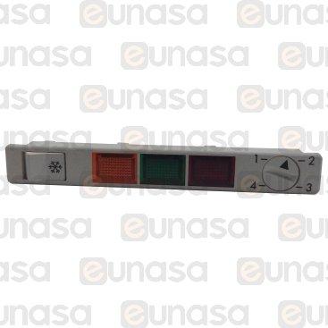 Cuadro Interruptores Escarchador Cng 13090C