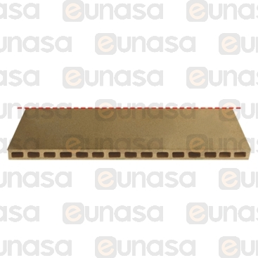 Piedra Horno Pizza 622x606x25mm
