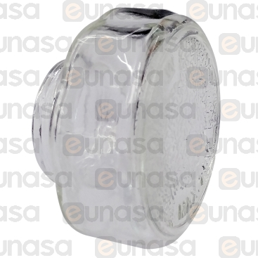 Cristal Portalámpara Redondo Ø57mm MF10S