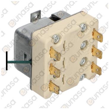 Termostato Seguridad Freidora 245ºC Zanussi