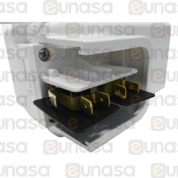 Cubeta Flotador 2 Micros 230V 12A 150mm