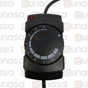 Riscaldatore Elettrico A Piatto Di Foglia Con