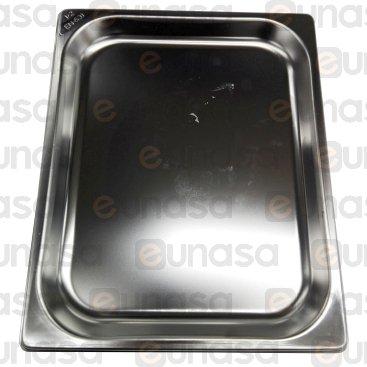 Cubeta Gastronorm 1/2 Profundidad 20mm