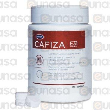 Detergente Grupo (100 Pastillas 2g) Cafiza