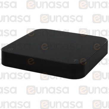 Báscula Digital Negra 2kg  Pearl Black