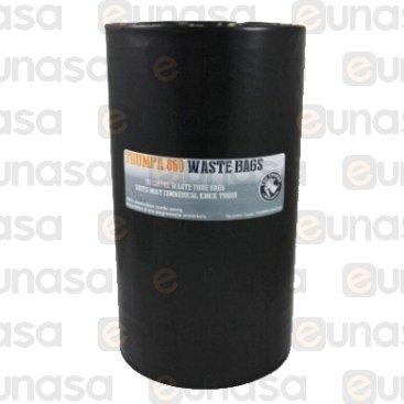 Bolsas Negras Tubo Picamarro 300x1200mm(x100)