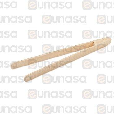 Pinzas Bambú L=200mm Para Sushi