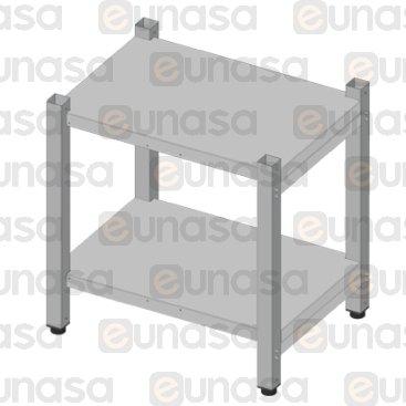 Peana Stand Para Horno 842x864x692mm