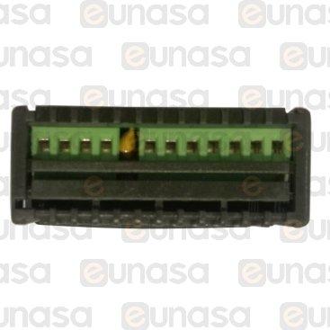 Termostato Digital 4 Relés 110/230V OF34AZ