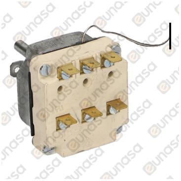 Termostato Horno 60°C/320°C 10A 400V