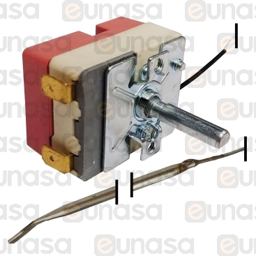Thermostat FRY-TOP 50°C/320°C 16A 250V