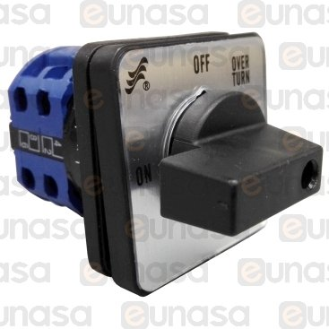 Interruptor 230V 6A Picadora MM-12/MM-22