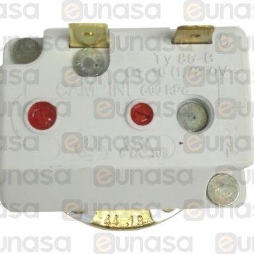Presostato 1/4 M 16A 250V 1,4BAR Máquina Caf