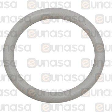 Junta Tórica Silicona Blanca Ø20.24x2.62mm