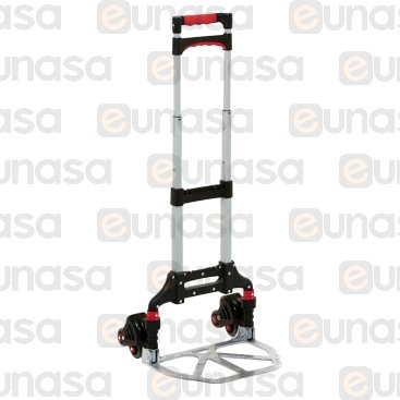 Carro Superplegable Carga 50kg SUBE-ESCALERAS