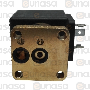 Electrovalvula 3 Vias 230V Viton