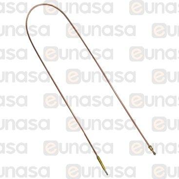 Termopar Cabeza Lisa M8x1 600 (10 UNIDADES)