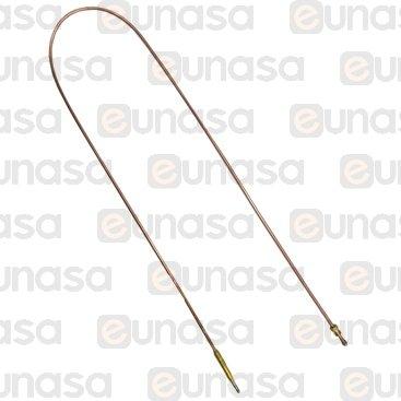 Termopar Cabeza Lisa M9x1 1000 (10 UNIDADES)