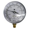 "Manometer Ø80mm R600a A3 1/8"" Npt -0.1/0.3MPA"