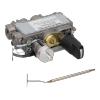 "Válvula Gas Horno 100/340°C 9mbar 3/8"""