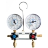 Manometer Spy Ø80mm R-32/R-410A With Case