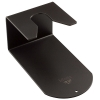 Black Tamping Stand W/ NON-SKID Rubber Blocks