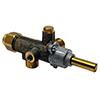 Grifo Gas CAL-3200/011.55 EJE:Ø10x8mm