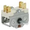 Interruptor 2 POS. 16A 230V Eje L:22mm 150ºC