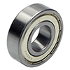 Bearing 6204 Ddu Nsk Ø47x20x14mm