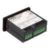 Termostato Digital 2 Reles 230V Ac D14223