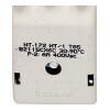 Termostato Calderín 400V 16A 30/90ºC