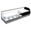 4 Trays REFRIG. Display Cabinet 2 Level Iron